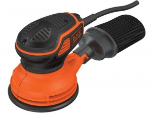 BLACK & DECKER KA199 szlifierka mimośrodowa 125mm
